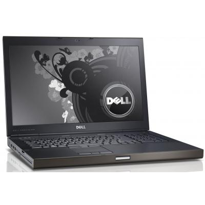 DELL PRECISION M4600 CORE i7 2800 4x 3500 15,6 LED (1366x768) 2000M 8192 320GB DVDRW WIN 7 PRO LAN SD FW HDMI DP WIFI KAM