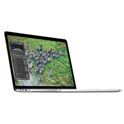 APPLE MACBOOK PRO A1398 RETINA CORE i7 2800 8x 4000 15,4 LED (2880x1800) IPS GT750M KLASA II 16384 SD HDMI KAM THUNDERBOLT WIFI BT
