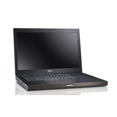 DELL PRECISION M6600 CORE i7 2400 8x 3500 17,3 LED (1920x1080) 4000M 8192 500GB DVDRW WIN 7 PRO LAN SD FW HDMI DP WIFI KAM BT