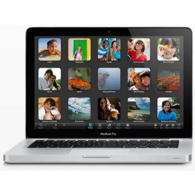 APPLE MACBOOK PRO A1278 CORE 2 DUO 2660 13,3 LED (1280x800) 320M 4096 250GB SUPERDRIVE (DVDRW) LAN SD FW DP KAM WIFI BT