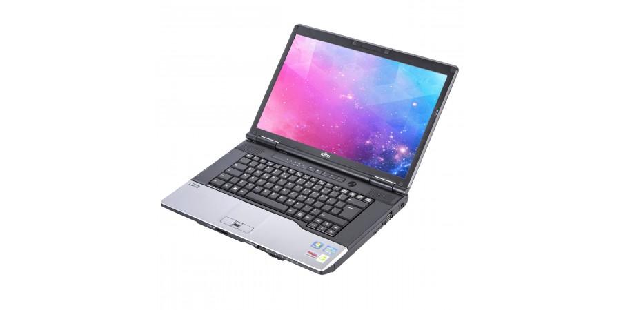 FUJITSU LIFEBOOK E752 CORE i5 2600 4x 3200 15,6 LED (1600x900) 8192 256GB SSD WIN 7/10 HOME LAN SD DP WIFI BT