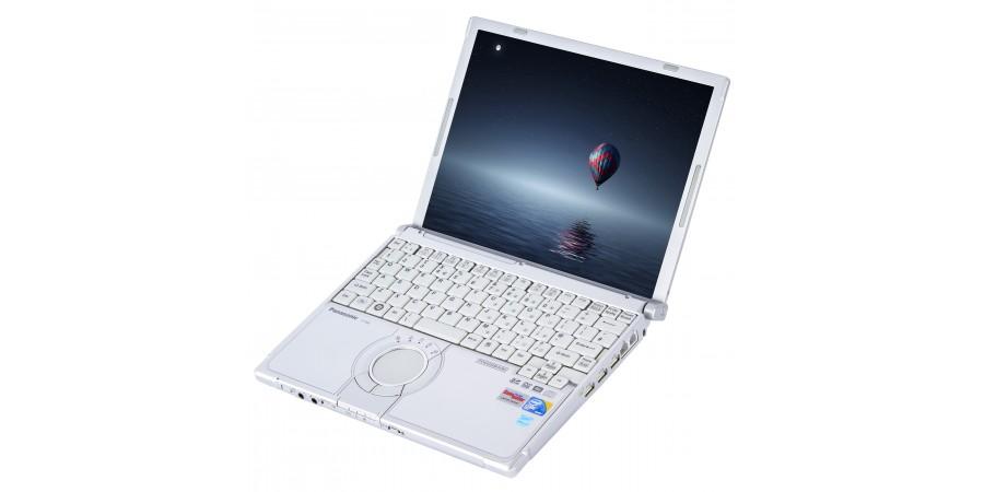 PANASONIC TOUGHBOOK CF-W8 MK3 CORE 2 DUO 1400 12,1 (1024x768) 2048 250GB DVDRW WIN 7 PRO MOD LAN SD WIFI BT