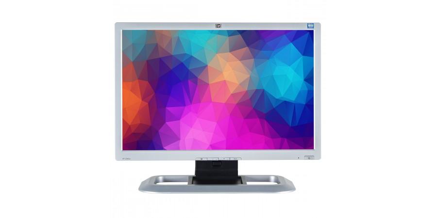 HP L2045w 20 (1680x1050) M1/O1 SILVER/BLACK VGA DVI-D LCD PIVOT