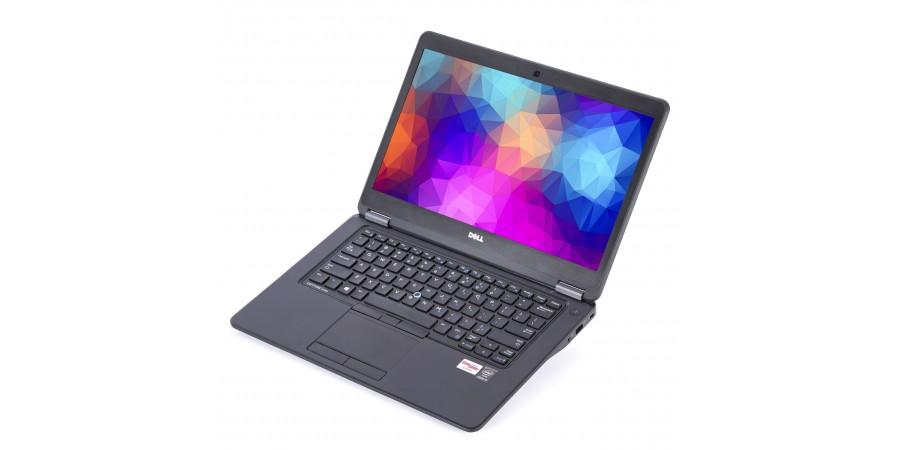 DELL LATITUDE E7450 CORE i5 2300 4x 2900 14 LED (1920x1080) KLASA II BAT BRAK 8192 500GB WIN 8/10 PRO LAN HDMI SD FW miniDP WIFI BT KAM