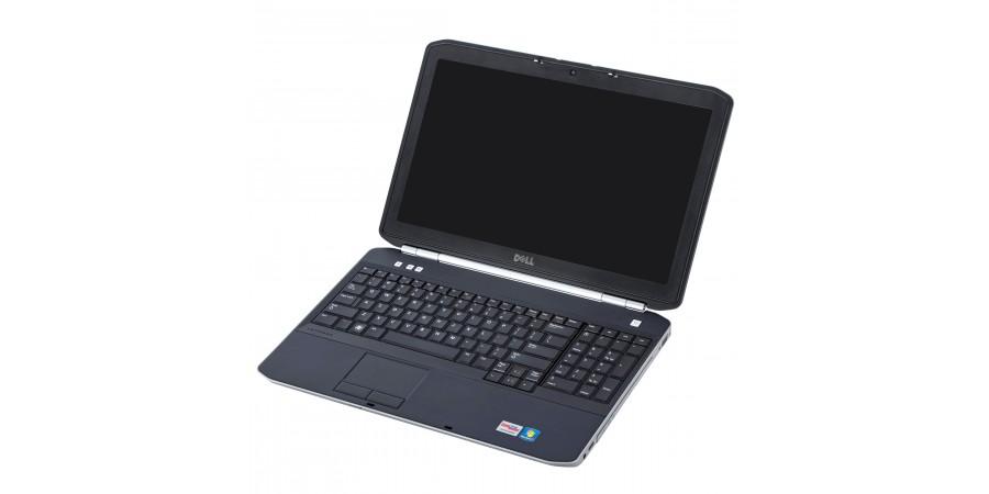 DELL LATITUDE E5520 CORE i5 2300 4x 2900 15,6 LED (1366x768) BAT BRAK 8192 500GB DVDRW WIN 7/10 PRO MOD LAN SD FW HDMI WIFI KAM