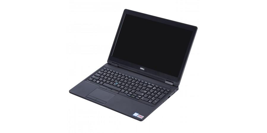 DELL LATITUDE 5580 CORE i5 2800 8x 3800 15,6 LED (1366x768) 8192 256GB SSD WIN 8/10 PRO LAN SD FW HDMI USB-C WIFI BT