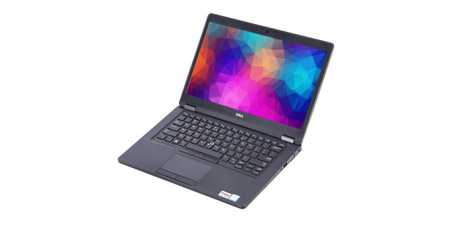 DELL LATITUDE 5480 CORE i5 7gen 2600 4x 3500 14 LED (1366x768) BAT BRAK 8192 256GB SSD WIN 8/10 PRO LAN SD HDMI USB-C WIFI BT KAM