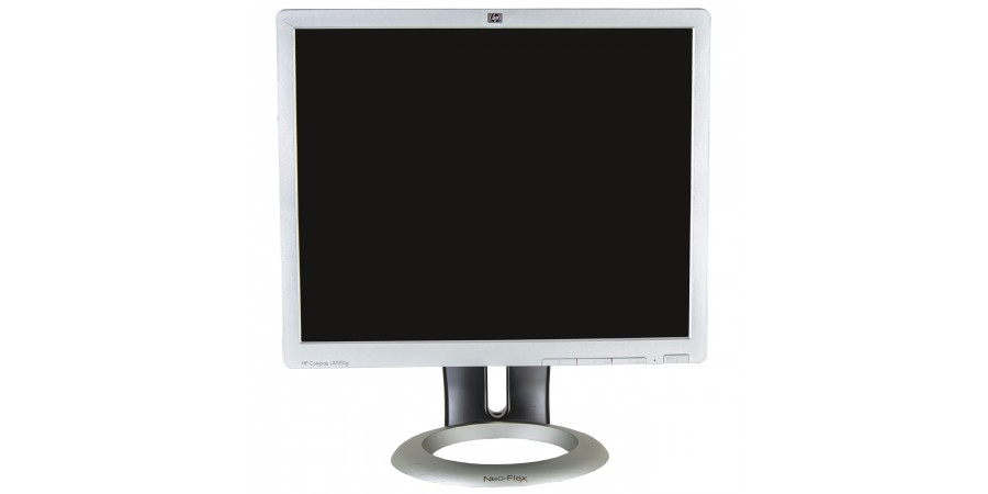 HP LA1951g 19 (1280x1024) M2/O3 NIETYPOWOA NOGA SILVER/BLACK VGA DVI-D LCD PIVOT