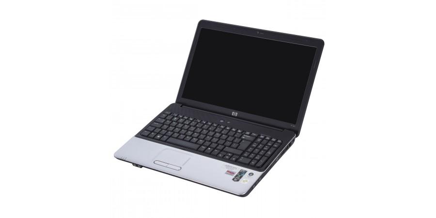 LAPTOP HP G60 AMD ATHLON X2 QL-62 2000 15,6 (1366x768) KLASA II BAT DO REG 4096 180GB SSD DVDRW WIN 7/10 HOME WIFI KAM