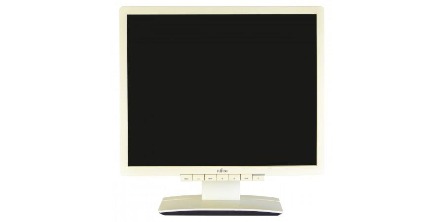 FUJITSU B19-6 19 (1280x1024) M1/O2 WHITE(POŻÓŁKŁE) VGA DVI-D LED PIVOT