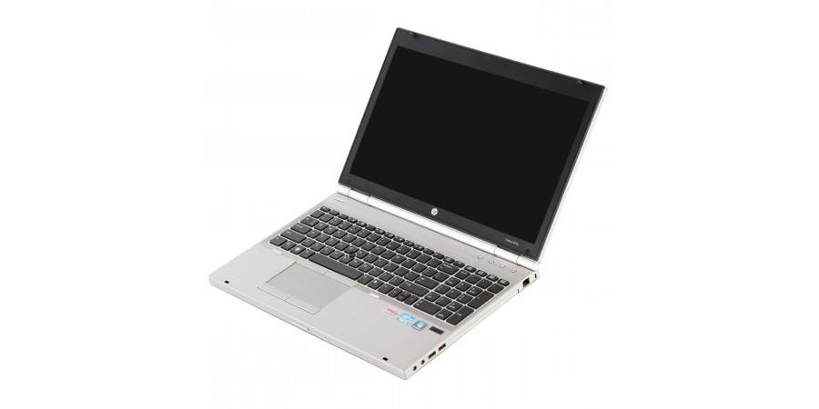 HP ELITEBOOK 8570P CORE i7 2900 4x 3600 15,6 LED (1366x768) BAT BRAK 16384 512GB SSD DVD WIN 7/10 PRO MOD LAN COM SD FW DP WIFI BT