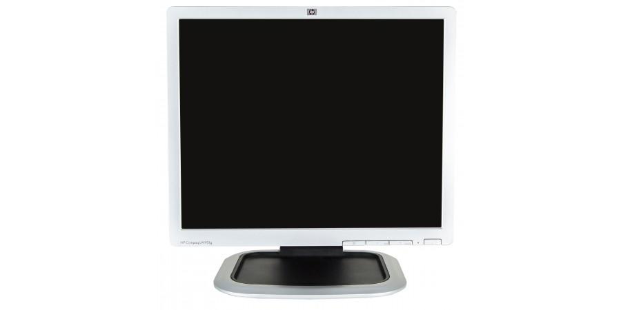 HP LA1951g 19 (1280x1024) M3/O2 SILVER/BLACK VGA DVI-D LCD PIVOT