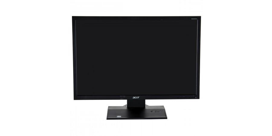 ACER B223WL 22 (1680x1050) M2/O1 BLACK VGA DVI LED