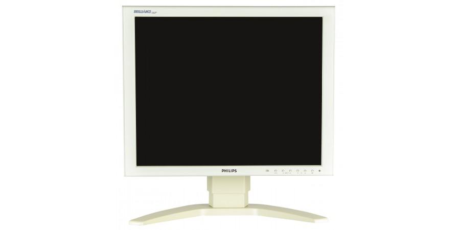 PHILIPS 190P7EG 19 (1280x1024) M2/O1 WHITE 2xDVI-I LCD