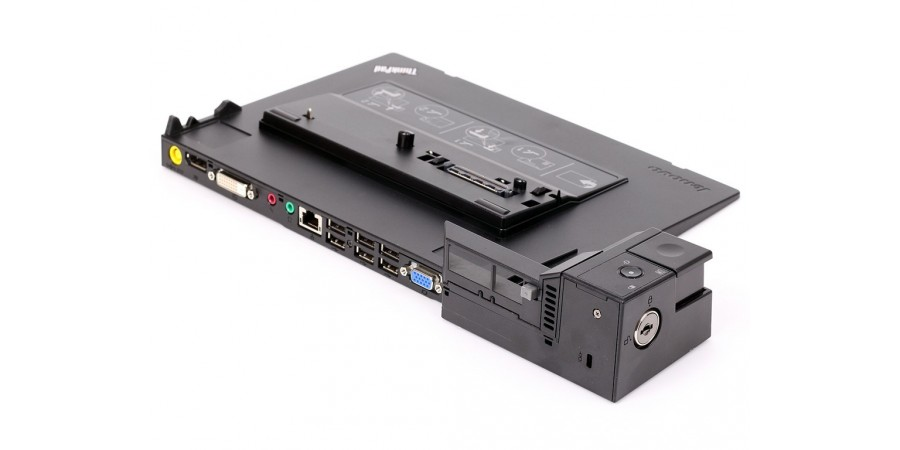 IBM LENOVO DOCK 4337 6xUSB2.0 LAN VGA DVI DP AUDIO