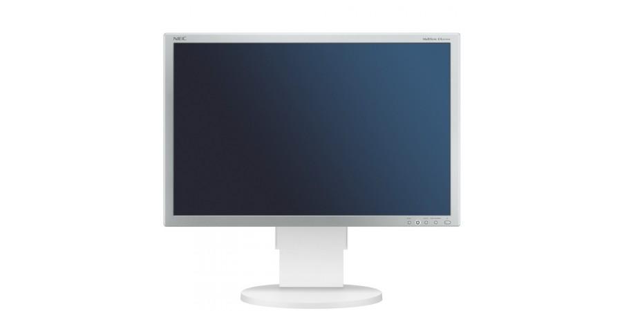 NEC EA241WM 24 M1/O2 SIL-WHITE LCD