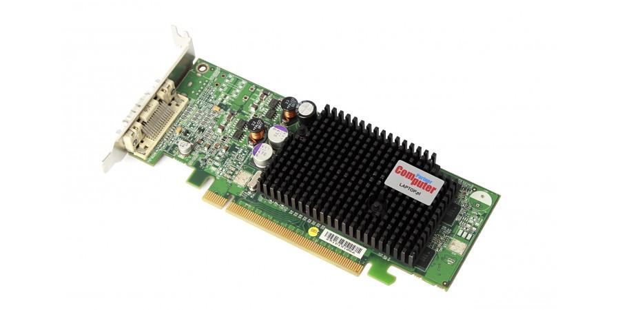 ATI RADEON X600 PRO 256MB (DDR) PCIe x16 DMS-59 LOW PROFILE