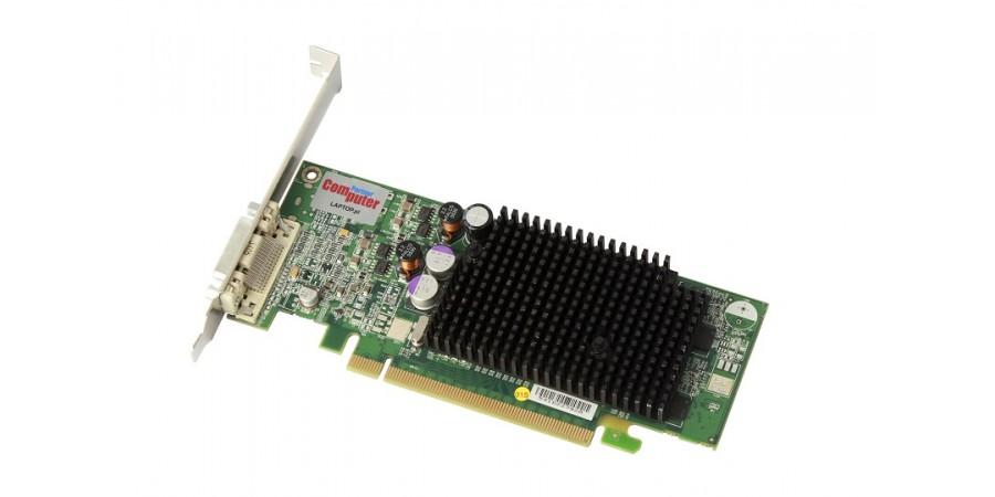 ATI RADEON X600 PRO 256MB (DDR) PCIe x16 DMS-59 HIGH PROFILE