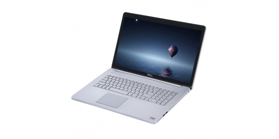 DELL INSPIRON 17 7737 CORE i7 2000 4x 3100 17 LED (1920x1080) 750M TOUCH SILVER 8192 240GB SSD DVDRW WIN 8/10 HOME LAN HDMI SD WIFI BT KAM
