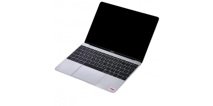 APPLE MACBOOK 9,1 A1534 RETINA 2016 EARLY CORE m5 6Y54 1100 4x 2700 12 (2304x1440) IPS KLASA II 8192 512GB SSD OSX CATALINA SPACE GREY USB-C KAM WIFI BT