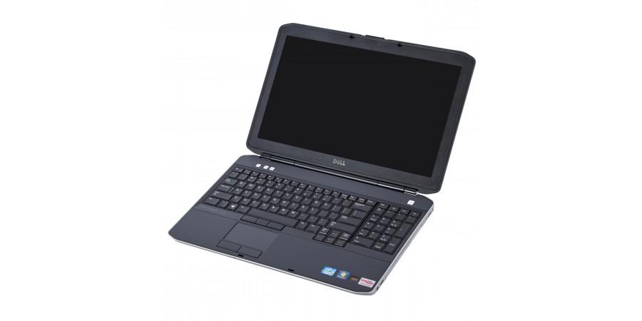 DELL LATITUDE E5530 CORE i7 2900 4x 3600 15,6 LED (1366x768) KLASA II BAT BRAK 4096 500GB DVDRW WIN 7/10 PRO MOD LAN SD FW HDMI WIFI