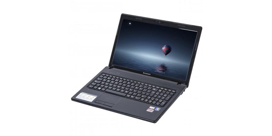 LAPTOP LENOVO G575 AMD E-300 1300 15,6 (1366x768) 4096 180GB SSD DVDRW WIN 7/10 HOME WIFI KAM