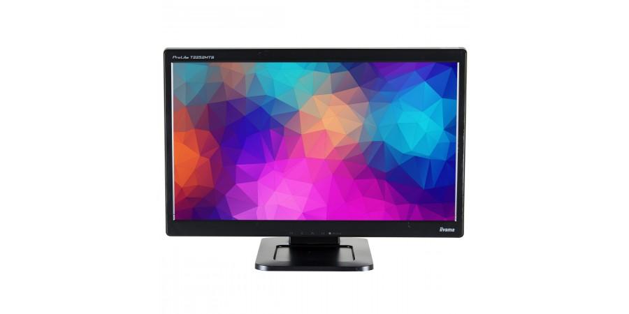 IIYAMA PROLITE T2252MTS 21,5 (1920x1080) TOUCH M1/O1 BLACK VGA  DVI-D HDMI LED