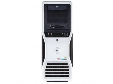 DELL PRECISION 690 2x DUALCORE INTEL XEON 1866 NVIDIA Quadro FX 4600 (768MB) 4096 (DDR2 ECC) 160GB (SATA) CD+CDRW/DVD WINXPPRO TOWER