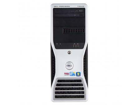 DELL PRECISION T3500 HEXACORE INTEL XEON 3460 12x 3730 nVidia Quadro 600(1GB) 12288 (ECC DDR3) 256GB SSD (SATA) DVDRW WIN 7/10 PRO TOWER