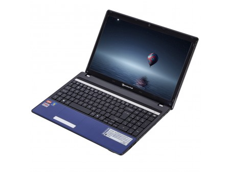 LAPTOP PACKARD BELL EASYNOTE TM80 AMD ATHLON II P340 2200 15,6 (1366x768) 4096 180GB SSD DVDRW WIN 7/10 HOME WIFI KAM