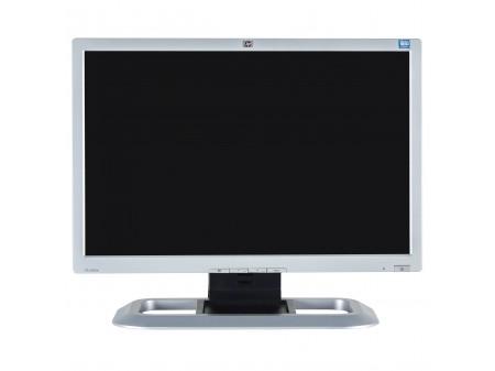 HP L2045w 20 (1680x1050) M1/O2 SILVER/BLACK VGA DVI-D LCD PIVOT