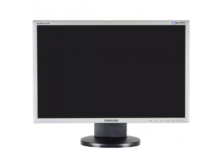 SAMSUNG SyncMaster 2243 22 (1680x1050) M2/O1 SILVER/BLACK VGA DVI-D LCD PIVOT
