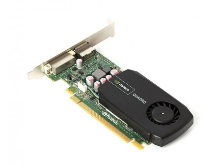 NVIDIA QUADRO 600 1GB (DDR3) PCIe x16 DP DVI HIGH PROFILE