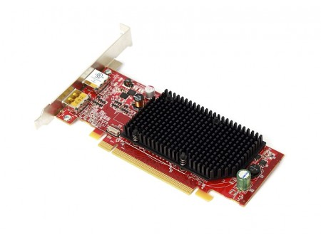 ATI FIREMV 2260 256MB (DDR2) PCIe x16 2xDP HIGH PROFILE