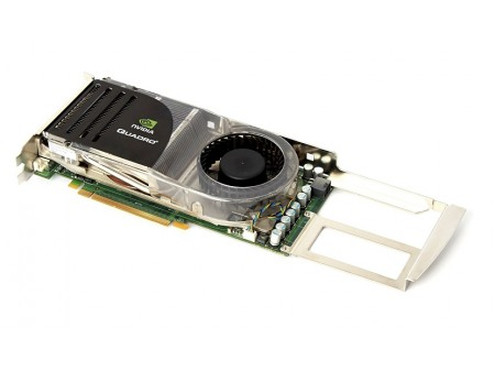 NVIDIA QUADRO FX4600 768MB (DDR3) PCIe x16 2xDVI HIGH PROFILE