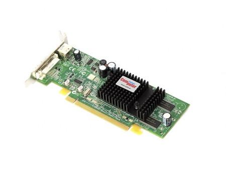 ATI RADEON X600 128MB (DDR) PCIe x16 DVI LOW PROFILE
