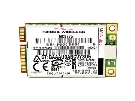 HP HS2300 WWAN SIERRA MC8775 miniPCI-E 3G/HSPA