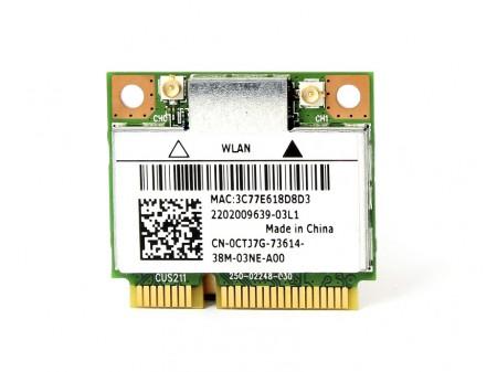 DELL KILLER WIFI BT AR5B22 CTJ7G half-miniPCI-E 802.11a/b/g/n BT