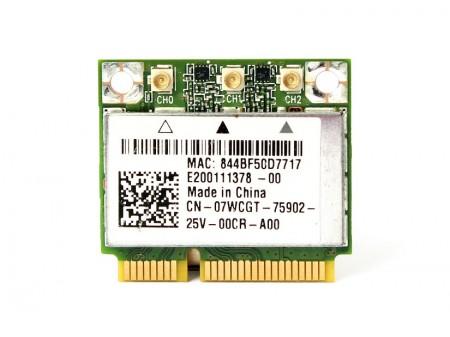 DELL KILLER WIFI BT AR5BHB112 7WCGT half-miniPCI-E 802.11a/b/g/n