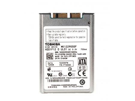 """DYSK MK1229GSG 120GB micro-SATA 1,8"""""""
