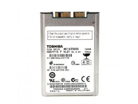 """DYSK MK1633GSG 160GB micro-SATA 1,8"""""""