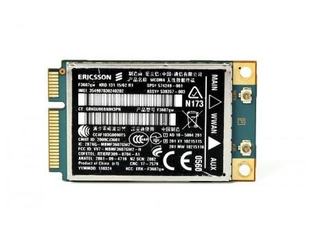 HP 5540 WWAN ERICSSON F3607gw miniPCI-E 3G/HSPA GPS