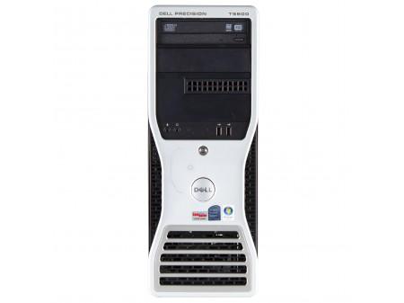 DELL PRECISION T5500 QUADCORE INTEL XEON 2130 4x 2130 Radeon HD 2400 XT (256MB) 8192 (ECC DDR3) 320GB (SATA) DVDRW WIN 7 PRO TOWER