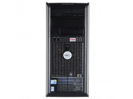 DELL OPTIPLEX 780 CORE 2 DUO 3000 Intel Q45/Q43 8192 (DDR3) 256GB SSD DVD WIN 7/10 PRO TOWER