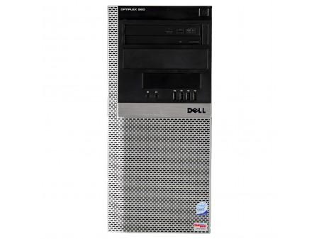 DELL OPTIPLEX 960 CORE 2 DUO 3333 Intel GMA 4500 8192 (DDR2) 128GB SSD+250GB (SATA) DVDRW WIN 7/10 PRO TOWER