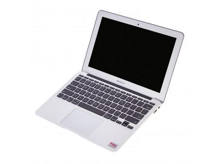 APPLE MACBOOK AIR 5,1 A1465 2012 MID CORE I5 1700 4x 2600 11 LED (1366x768) KLASA II 4096 128GB SSD OS X Catalina THUNDERBOLT WIFI BT KAM